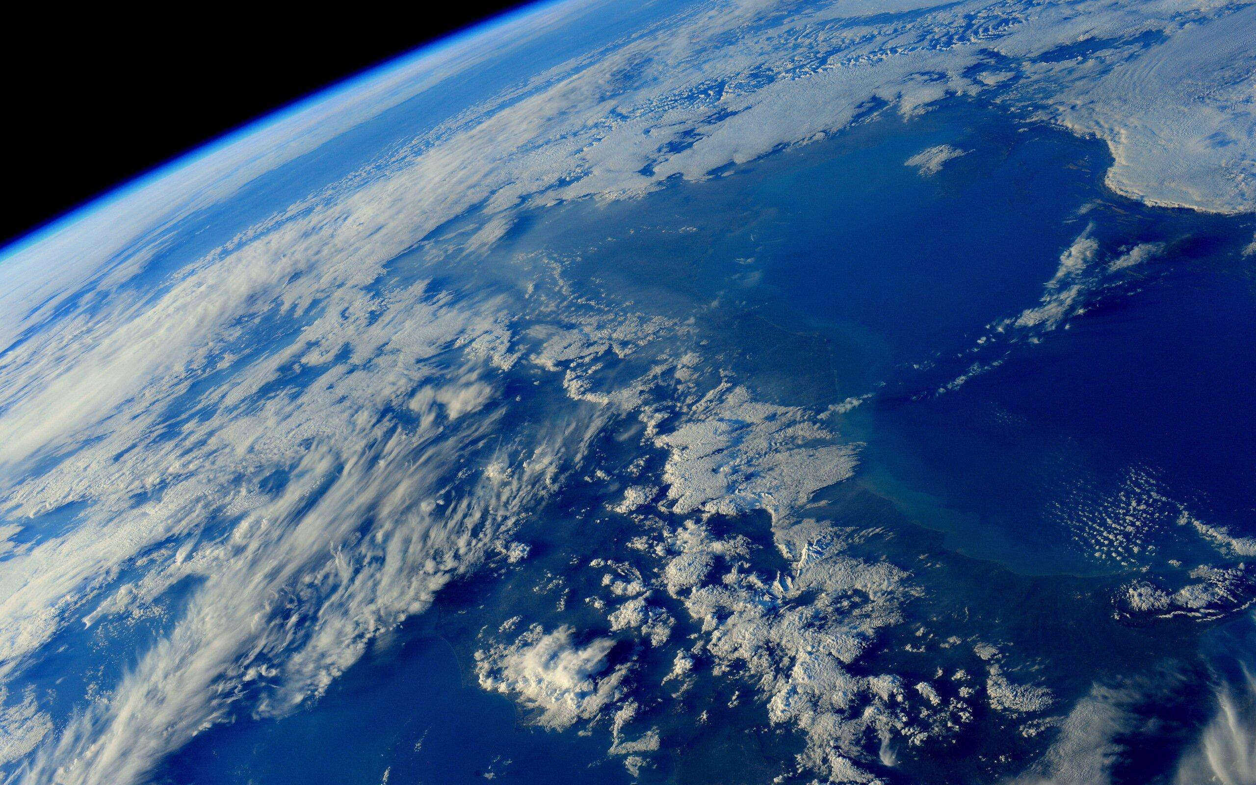 фото из космоса земли хорошего