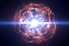 Космический взрыв