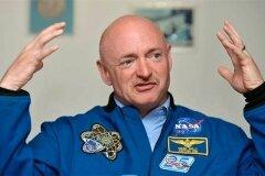 Астронавт Марк Келли