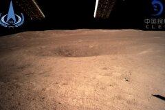 Фото обратной стороны Луны