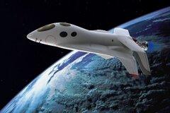 Космическая яхта Селена