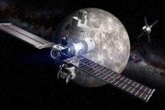 Станция Lunar Orbital Platform-Gateway