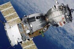 Космический корабль Союз МС-09