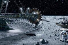 Добыча ископаемых в космосе
