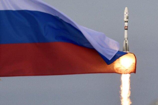 Запуск космической ракеты