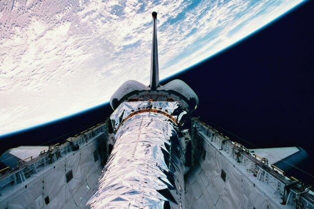 Планета из космоса фото
